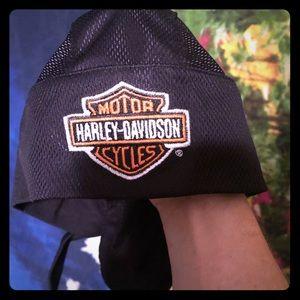 Harley-Davidson women's quick dry skull cap NWOT